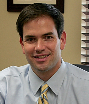 Marco Rubio, um candidato ao Senado dos EUA e que recentemente começou a  cortejar a ala conservadora do Partido Republicano, tomou uma posição firme contra a imigração ilegal