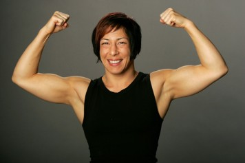 Patrícia, campeã de wrestling, atua como advogada de imigração