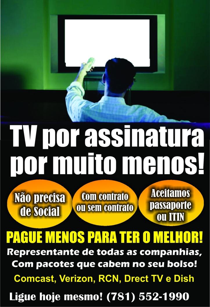 tv por assinatura tom01