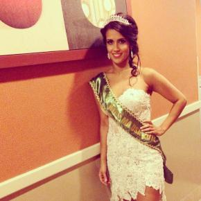 Elisângela Viriato vai representar Massachusetts na Florida
