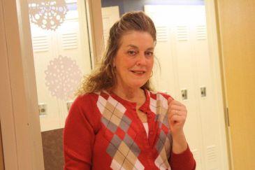 Sandra era uma professora muito querida pelos alunos e colegas de trabalho