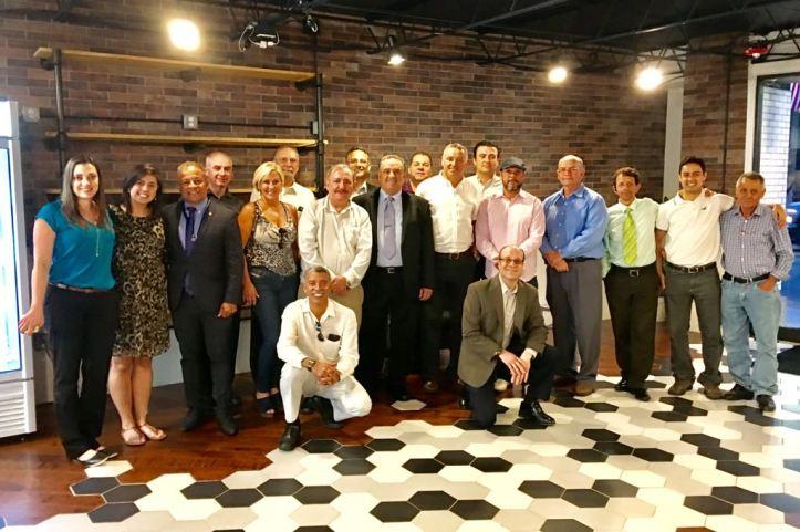 Evento reuniu brasileiros em Framingham