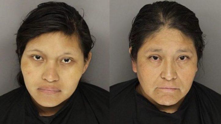 Mãe e filha foram indiciadas pela morte do bebê